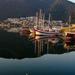 Totes Meer, Fethiye, Türkei
