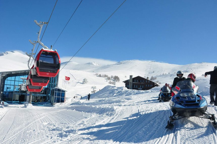 Winterurlaub in der Türkei